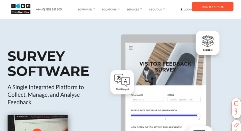 access keysurvey co uk online survey software questionnaire tool