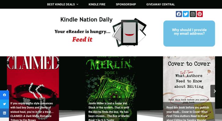 Access kids kindlenationdaily com  Kids Home Page - Kindle