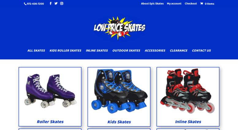 Low Price Skates Lowest Prices Guaranteed Lowpriceskates Com >> Access Kidskates Com Low Price Skates Lowest Prices Guaranteed