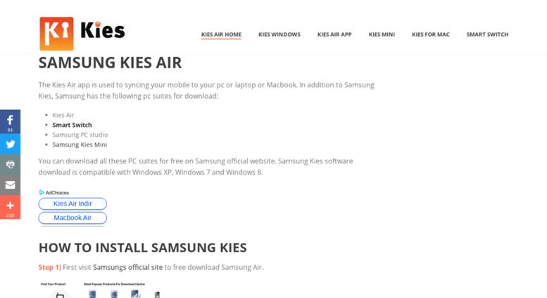 samsung kies smart switch free download