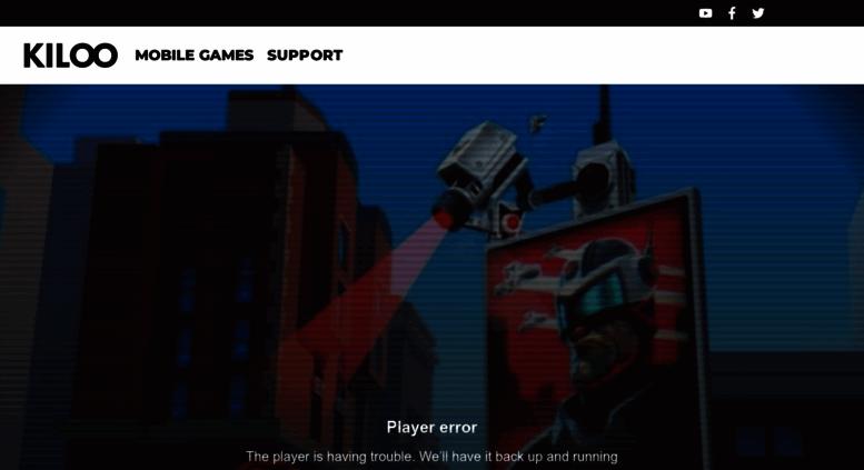 Access kiloo com  Free Online Games No Download ( Play HTML5