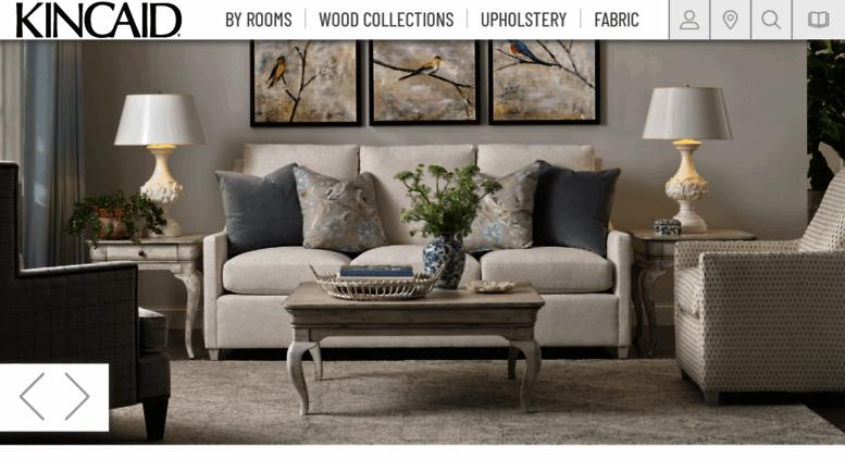 a940d4eddd Access kincaidfurniture.com. Solid Wood Furniture and Custom ...