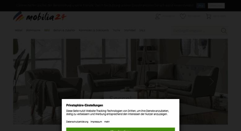 Access kindermoebel24.com. mobilia24 - Möbel direkt beim ...