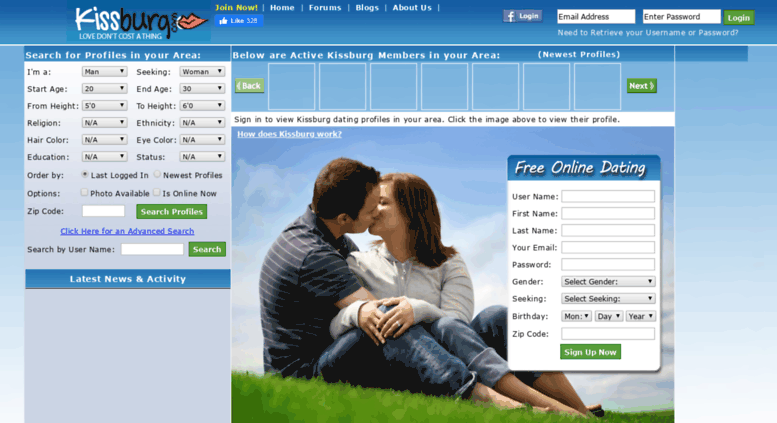 Best email online dating