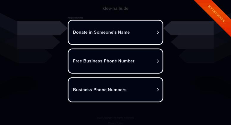 Access Klee Hallede Rund Um Pflanzen Garten Balkon Tiere