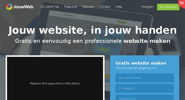 access kleineana.jouwweb.nl. gratis website maken - professioneel
