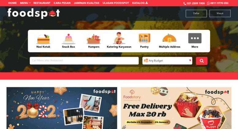 Access Klik Eat Com Delivery Makanan Jakarta Pesan Antar Online