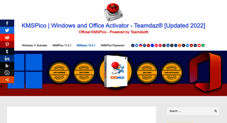 windows 10 and microsoft office activator