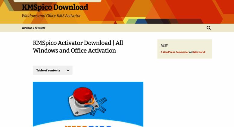 Access kmspico download  KMSpico - Download Official Windows
