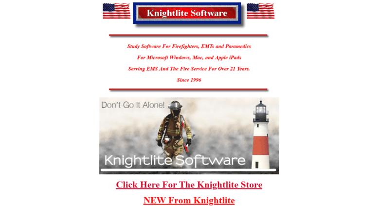 Access knightlite net  Study Software For EMTs, Paramedics