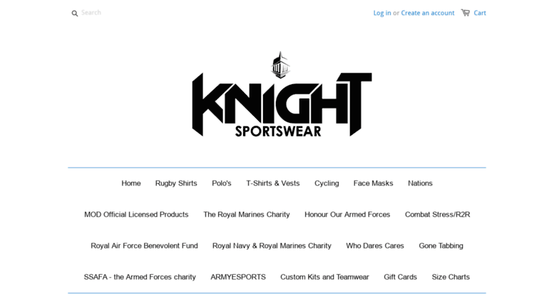 Knight Sportswear - Online Shop - Quality Designs - Sublimated Shirts! ba065a48b