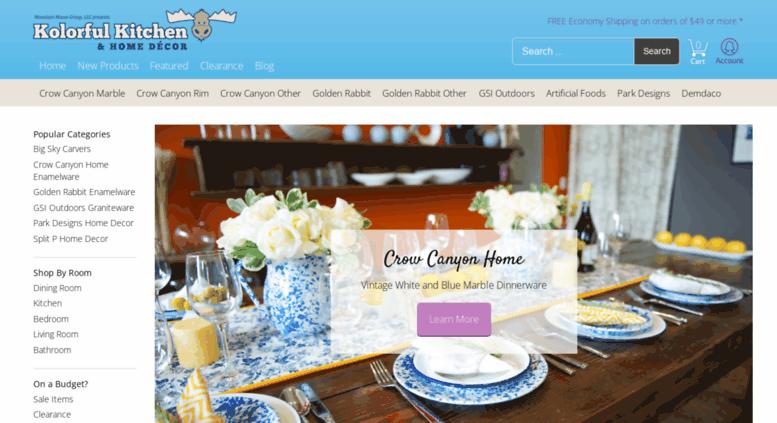 Access Kolorfulkitchen Com Home Kolorful Kitchen