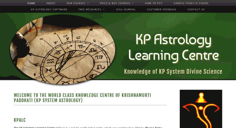 kp astrology tutorial