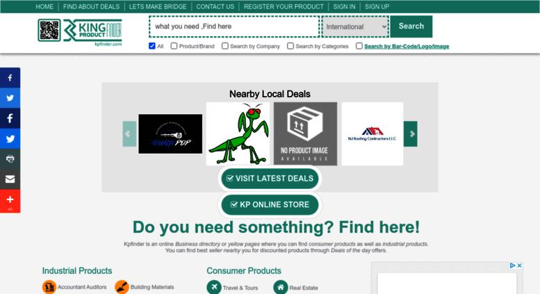 Access kpfinder com  Kpfinder | yellow pages | business