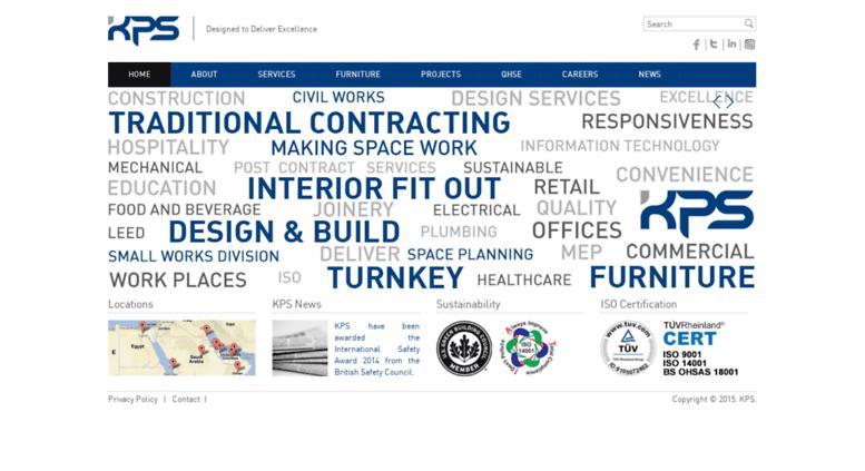 Access kps sa  KPS Saudi Arabia | Interior Design, Office Fit Out