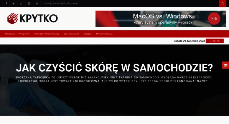Access kpytko pl  iSiek's blog about Microsoft Windows