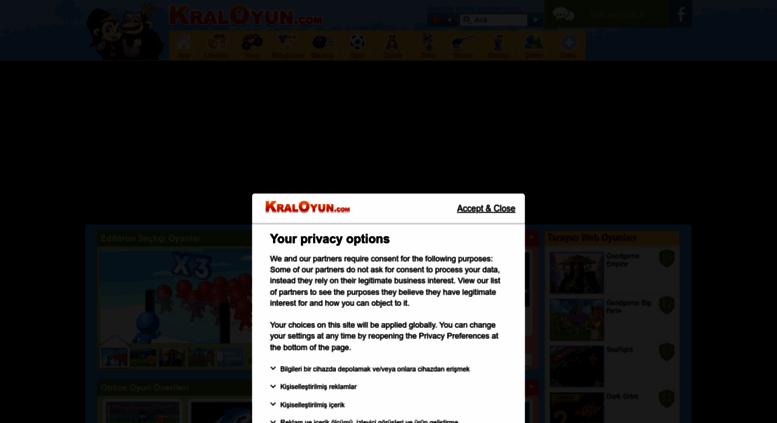 Access Kraloyuncom Kraloyun 12000 Den Fazla Online Oyunu