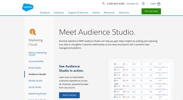 Access krux com  Data Management Platform (DMP) from Salesforce