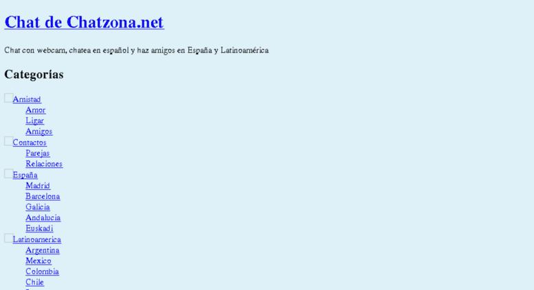 chat galicia gratis