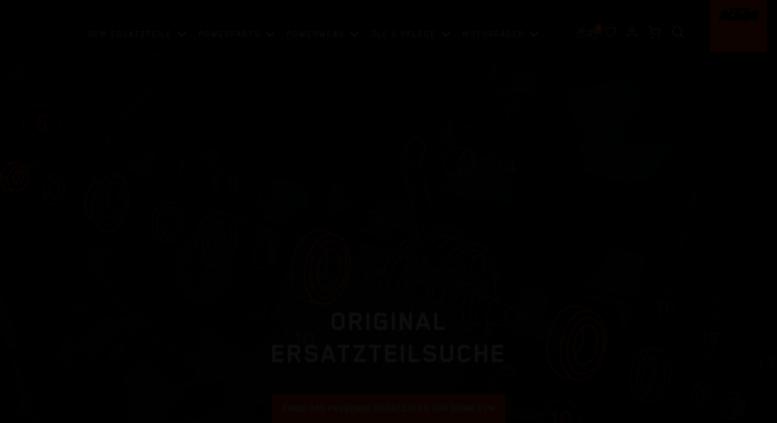 Access Ktm Shop24 De Ktm Shop 24 Ktm Originalteile Ktm