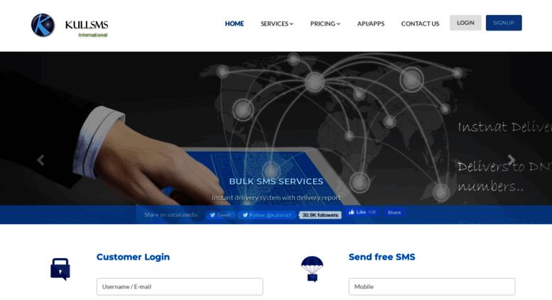 Access kullsms com  SMS @ =N= 1 50k, Free SMS, Voice SMS, ROBO CALL