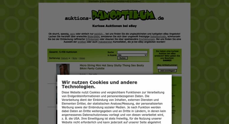 Access Lach Auktionen De Auktions Panoptikum De Kuriose Auktionen