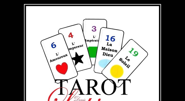 latintarot.com screenshot