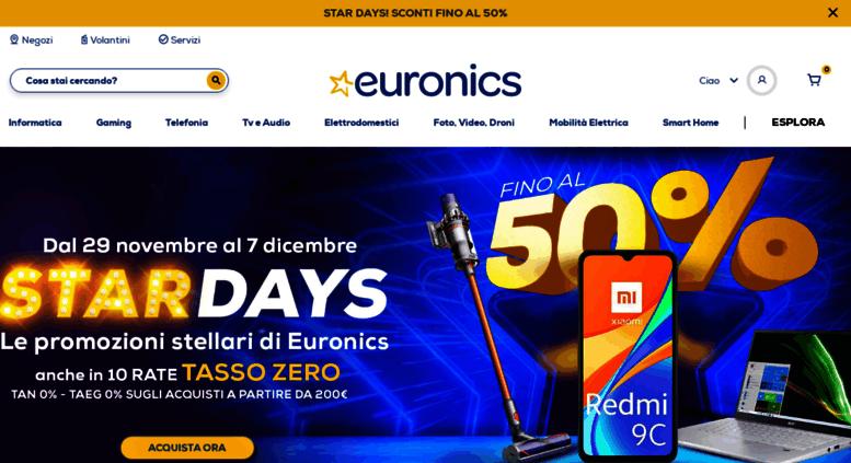 Access Lavialattea Euronics It Euronics La Via Lattea