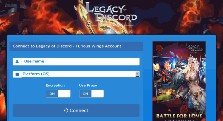 Access legacyofdiscord gamesped com  Legacy of Discord
