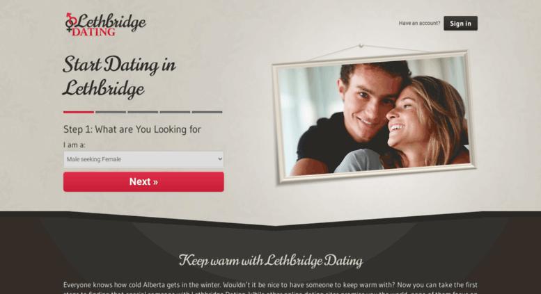 Lethbridge dating