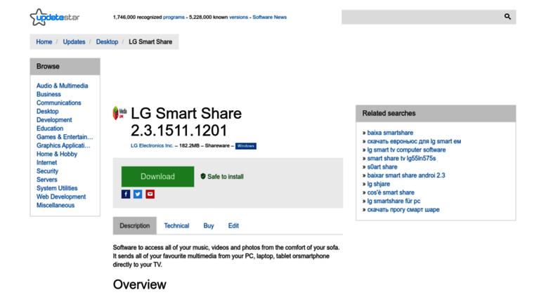 Smartshare description