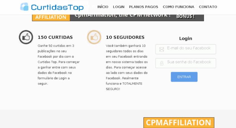 Access likesrapido net  Curtidas Top - Ganhe Curtidas em