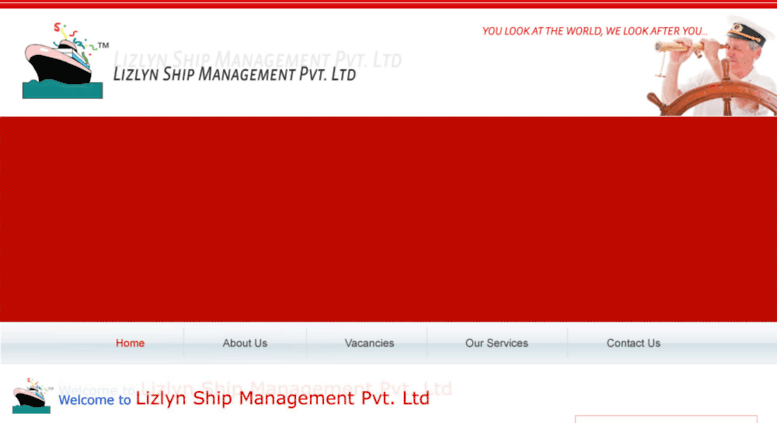 Access lizlynshipping com  Welcome to Lizlyn Ship Management
