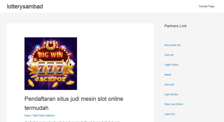 Access lotterysambad mobi  Lottery Sambad Todays Result 11AM