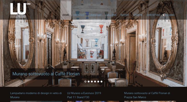 Lampadario Vetro Soffiato Moderni.Access Lu Murano It Lampadario Moderno In Vetro Soffiato Lu