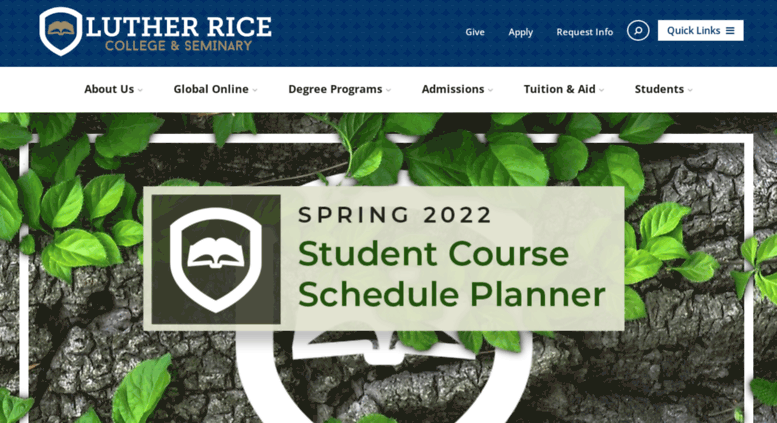 Access lutherrice edu  Online Seminary: Online Christian