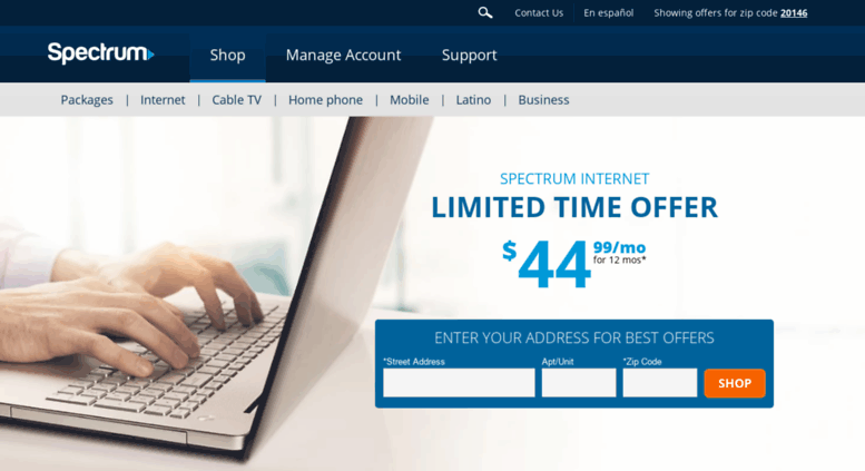 Charter Phone Service >> Access M Brighthouse Com Charter Spectrum Official