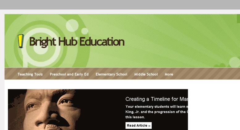 bright hub education