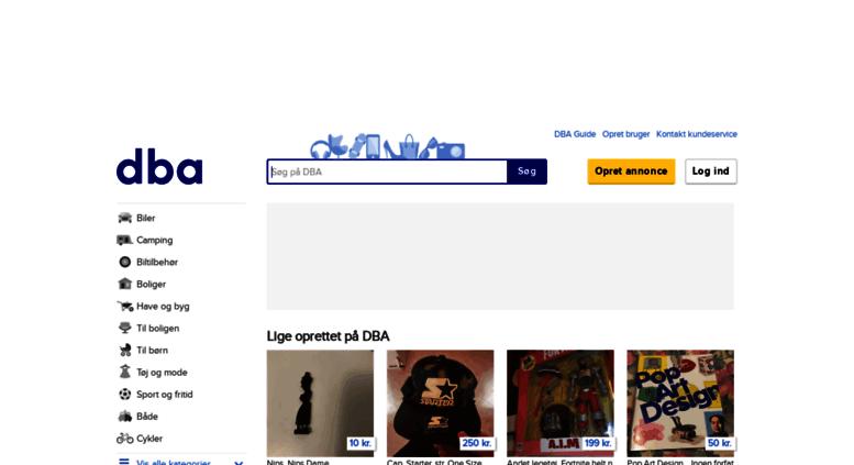 52014c88f0a Access m.dba.dk. Nyt og brugt, køb og salg på DBA - Danmarks største ...
