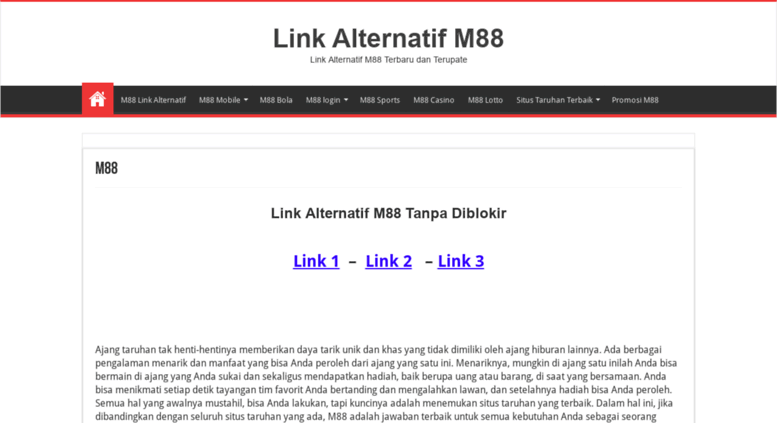 M88123 Alternatif