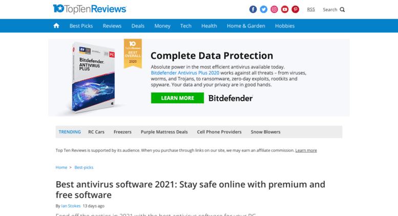 mac virus protection software reviews