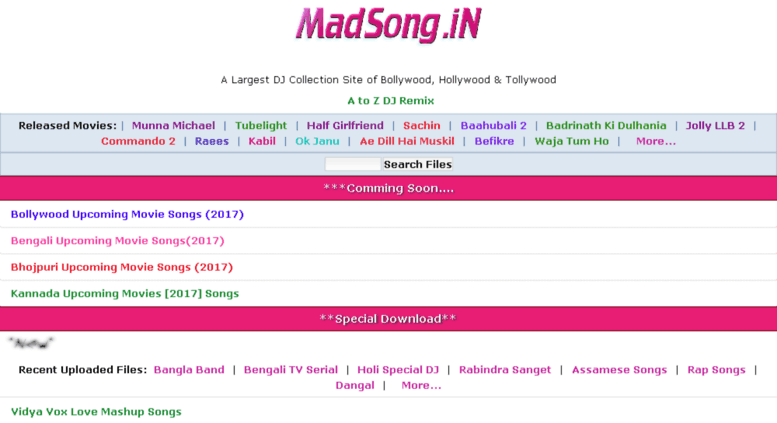 Access Madsongvv Wapka Me Madsong In Mp3mad Free Bollywood Mp3