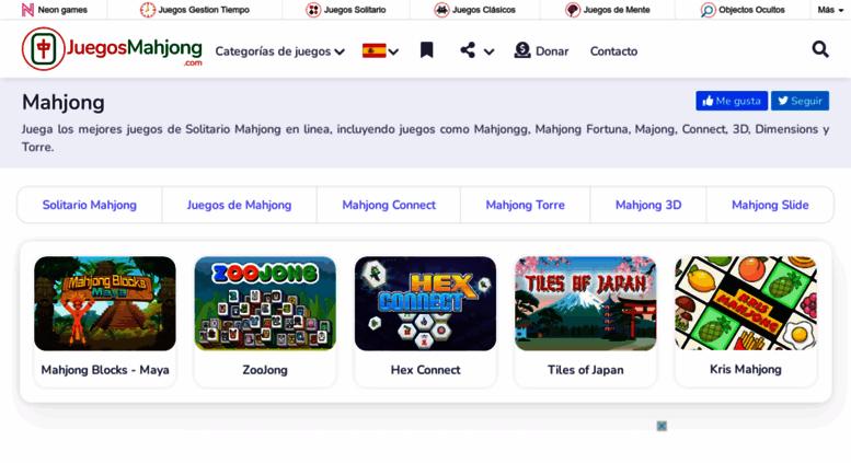Access Mahjong Es Juegos De Solitario Mahjong Gratis Online