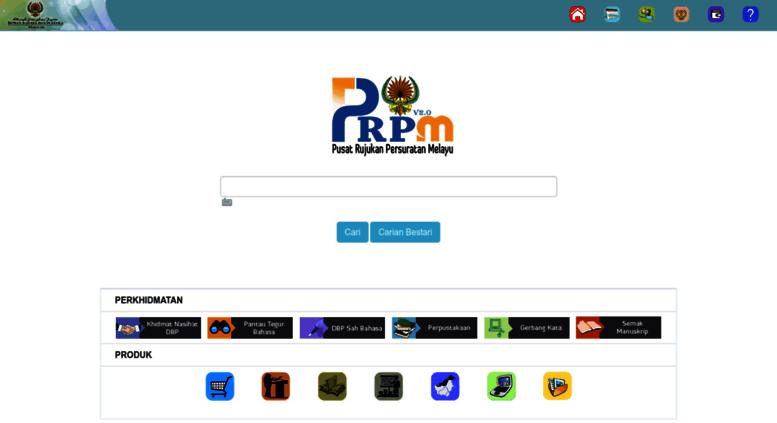Access Mail Dbp Gov My Laman Dewan Bahasa Dan Pustaka Malaysia