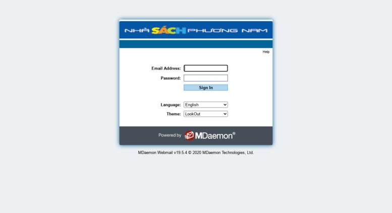 Access mail pnc com vn  WorldClient