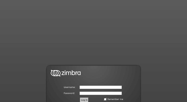 Access mail unilag edu ng  Zimbra Web Client Log In