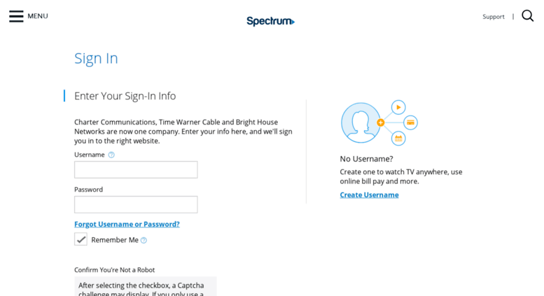 Access mail2 charter net  Spectrum net