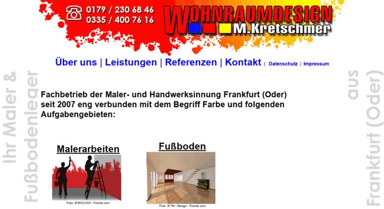 Access Maler Frankfurt Odercom Maler Fubodenleger In