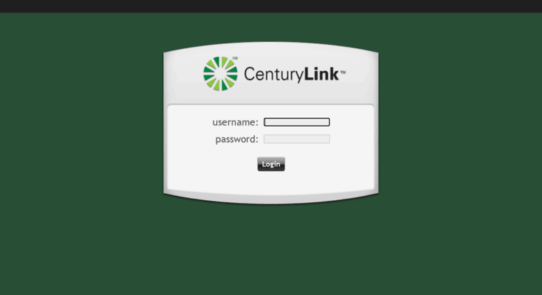 Centurylink Net Login >> Access Manage Centurylink Net Isp Account Manager