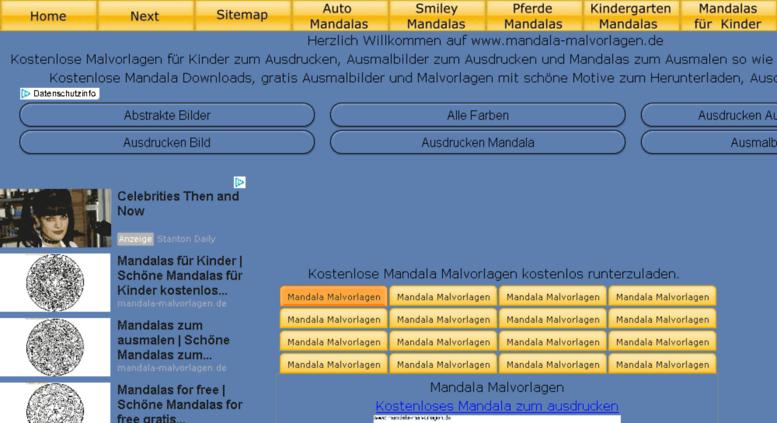 Access Mandala Malvorlagen De Mandala Malvorlagen De